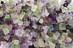 Fantasia Materials: 1/2 lb Natural Unpolished Fluorite Octahedron Crystals from China - (Select 1 to 18 lbs) - Raw Natural Crystals for Cabbing, Cutting, Lapidary, Tumbling, Polishing, Wire Wrapping, Wicca and Reiki Crystal Healing *Wholesale Lot* Fantasia http://www.amazon.com/dp/B00PBVSPAA/ref=cm_sw_r_pi_dp_lXp5ub04KCS51