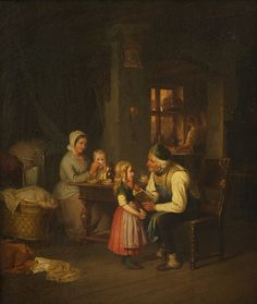 Friedrich Edouard Meyerheim (German, 1808-1879)