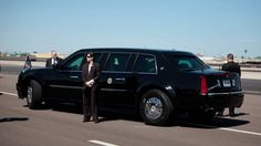 Current presidential Limos when stay in use to the end of the year