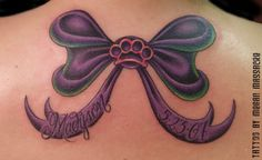 I love this bow!! This is how I want mine done..... I wouldnt place the brass knuckles there but I like them.