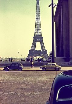 Old Paris...I def can see why Paris got such a romanticized view but this isn't the Paris I experienced!! Mine made NYC seem polite!