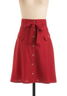 If those are real pockets than it makes this skirt even better