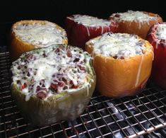 Stuffed Smoked peppers – Famous Last Words Smoker Grill Recipes, Smoker Cooking, Grilling Recipes, Oven Recipes, Rib Recipes, Electric Smoker Recipes, Food Smoker, Easy Recipes, Amigurumi