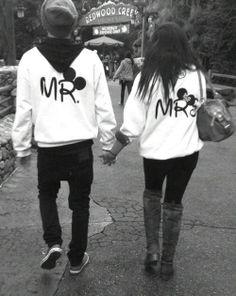 Disney Mr. & Mrs.