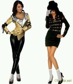Cool Micheal Jackson Costumes