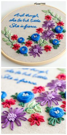 A blog dedicated to hand embroidery. I started this blog to keep myself inspired and my fingers...