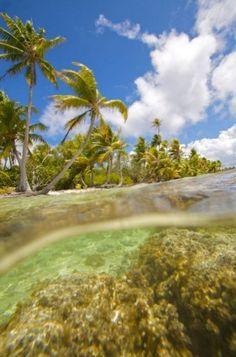 Ahe Atoll Motu, Francia Polinézia