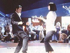 Dancing scenes - Pulp Fiction