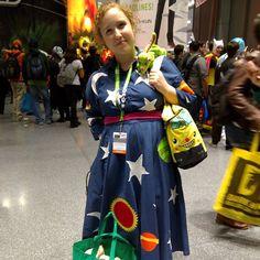 #nycc #nycc15 #cosplay #newyork #magicschoolbus