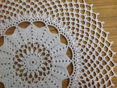 White Crochet Napkin Crochet Doily Handcrafted Home Decor Lace doily Lace Doilies, Crochet Doilies, Napkins, Mandala, Blanket, Rugs, Gifts, Color, Etsy