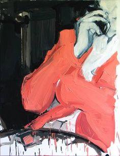 """Saatchi Art Artist Robert Bubel; Painting, """"'Halo?'"""" #art"""