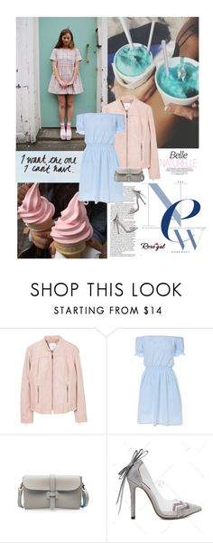 """""""26/03/2017 Rosegal 38"""" by dunoni ❤ liked on Polyvore featuring Love Quotes Scarves, INDIE HAIR, MANGO and rosegal"""