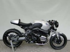 BMW R nine T ABS Custom Racer, Occasion, Essence, 8 km, CHF 24'999.-