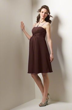 66075e5f6d970 Alfred Angelo 7015 Maternity Bridesmaid Dress | Weddington Way Just in case  #2 is on
