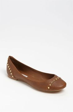 Steve Madden 'Kstudd' Flat, Nordstrom. I can never have enough flats... my weekend purchase ;)