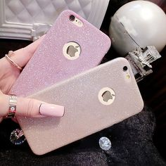 Mobile Phone Bags Cases Luxury Ultra Thin Glitter Bling Cover Case For iPhone 7 6 Plus 5 SE Capa Crystal Soft Phone Cases Covers Protective Fundas -- This is an AliExpress affiliate pin. View the item in details on AliExpress website by clicking the image Bling Bling, Hot Bling, Iphone 6 S Plus, Glitter Phone Cases, Cute Phone Cases, Apple Iphone 6, Capas Iphone 6, Iphone 5s Covers, Silicone Iphone Cases