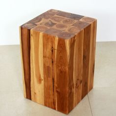 Image result for using small wood cores for table