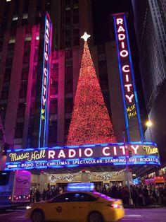 radio city music hall nyc