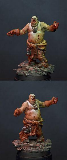 Fat Zombie - Zombicide