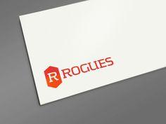 Rogues Gallery branding by Lukasz Kulakowski