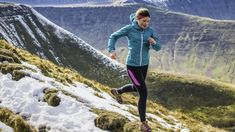Reality Check: Will you keep your New Year's resolution? Woman Running, Running Women, Resolutions, Winter Jackets, Activities, Mountains, News, People, How To Make