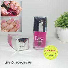 สวยสด ๆ ชมพใส ๆ สขภาพด หายากคะ Dior Nail Glow (Tester no box) ขนาดปกต ราคาเตม 970.- ขายเพยง 450.- สงฟร Ems #cuteshop #cuteshopdior #dior #diornail #diornails #diornailglow #nailglow #instock Line ID : cutebarbiez by cuteshop_official