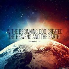 **#5** _Genesis 1:1_