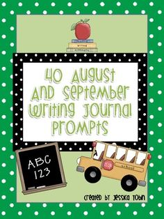 Use these cut and glue strips for your writing journal prompts. Made for first and second grade, but could be used in Kindergarten with illustratio...