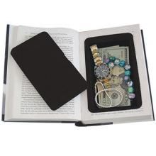 Diversion Safes - Hollowed Hidden Compartment Safes Check out this disguised safe that looks like a book.