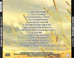 W50 produções mp3: W50 - Louvor & Adoração Vol. 1