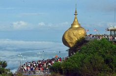 Pilgrimage to the land of Buddha and breathe fresh air