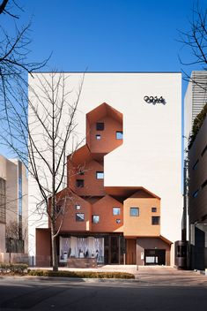 Tru Architects – Simone 0914 Flagship Store, Dosan Park, Seoul