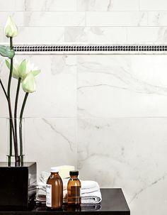 Tile Expert · Carrelage céramique et mosaïque Calacatta de Vallelunga Ceramica