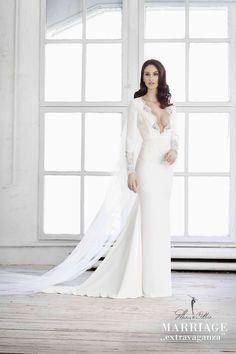 Marie Ollie , Marriage extravaganza, bride, wedding dress