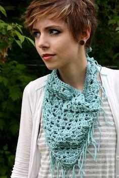 stripes with scarf ^^