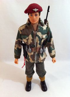 Action Man Special Operations Kit I Loved The Cutlery In Mess Tin Fuses Always Broke Off Dynamite Though