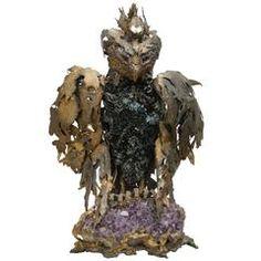 """""""SAGA,"""" Queen of the Birds, Unique Claude Barbat, 1977 Sculpture"""