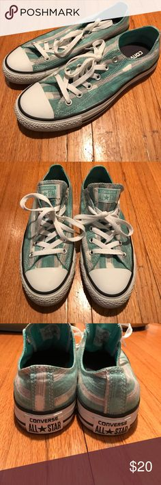 Converse mint green, gray & white sneakers Size 9. Converse mint green, gray & white sneakers Size 9. Converse Shoes Sneakers