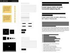 18 Free UI and Wireframe Kits