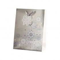cancer research UK ice sparkle large bag Christmas Gift Bags, Christmas Shopping, Bags 2014, Cancer Research Uk, Foil Stamping, Toms, Gift Wrapping, Sparkle, Ice