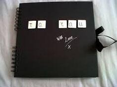 scrapbook for boyfriend - Google Search