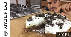 The Greek chef Akis Petretzikis shares his cooking & confectionary recipes for Greek and international dishes. Cooking videos, recipes and cooking tips. Greek Desserts, Party Desserts, Greek Recipes, Yummy Recipes, Confectionery Recipe, Banoffee Pie, Sweet Pie, Sweet Tooth, Sweet Treats