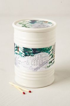 Good Nature Holiday Candle #PinToWin #Anthropologie