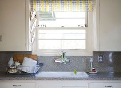 5 tips for keeping counters clear. Clear counters give a sense of cleanliness, peace and order. We spend the most time in the kitchen, but its still the messiest room in the house!