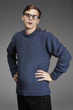 Makia Felted Wool Knit