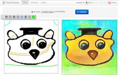 """Aplicativo online para colorir desenhos feitos à mão  Nessa página você poderá colorir aqueles seus desenhos feito a mão de forma rápida e fácil. É a inteligência artificial mostrando alguns de seus truques.  A operação é bastante simples. Você envia o arquivo da imagem para o PaintsChainer e ele já sugere algum """"colorido"""" para seu desenho.  Depois você vai traçando pequenas """"pistas"""" de cores que você escolhe na paleta do programa e seu algoritmo baseado em inteligência artificial vai…"""