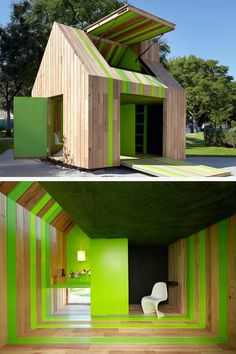 NTF Architecture | Outhouse