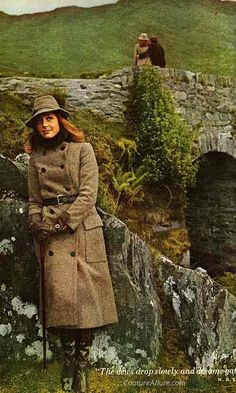 Couture Allure Vintage Fashion: Country Clothes, 1967 - Part 1