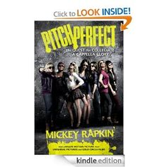 Pitch Perfect : The Quest for Collegiate A Cappella Glory (Media Tie-In) (Paperback) (Mickey Rapkin) Pitch Perfect Book, Dream Book, Literary Quotes, Universal Pictures, Books To Read, Musicals, Target, College, Reading