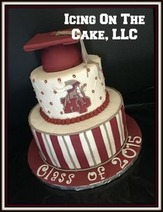 Graduation season is here!  Congrats & wishing you much success! www.facebook.com/icingonthecake1